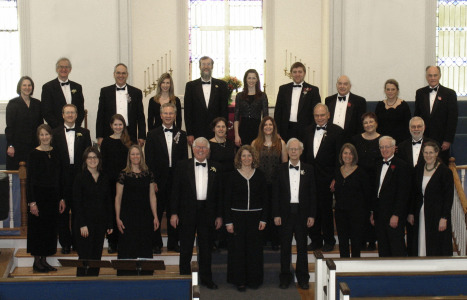 Amare Cantare Presents Brahms and Whitacre