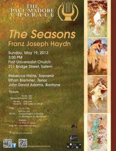 Haydn's <i>The Seasons</i>