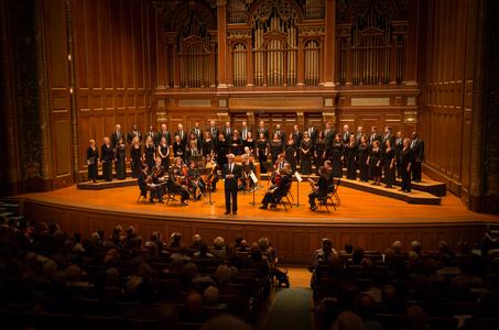 Bach's Magnificat and Zelenka's Te Deum