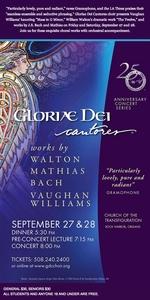 Gloriae Dei Cantores Concert