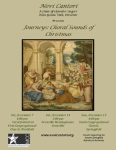 Journeys: Choral Sounds of Christmas