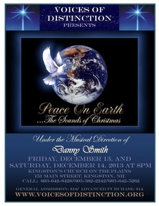Peace on Earth… The Sounds of Christmas