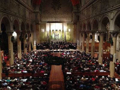 Sergei Rachmaninoff: All-Night Vigil (Всенощное бдѣніе), op. 37