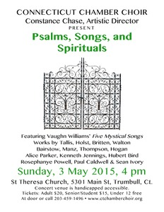 Psalms, Songs And Spirituals