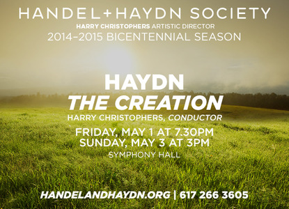 F.J. Haydn: <i>The Creation</i>.