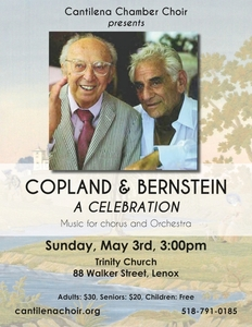 Copland & Bernstein