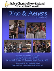 Hands on Opera: Dido and Aeneas