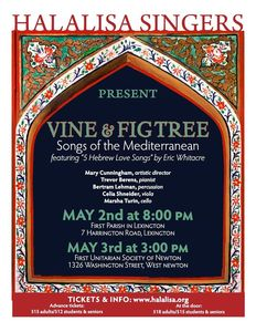 Vine and Fig Tree: Songs of the Mediterranean