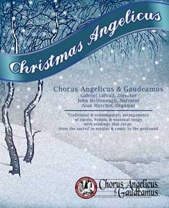 Christmas Angelicus-A New England Tradition!