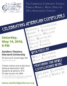Celebrating American Composers