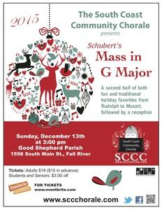 SCCC Christmas Concert 2015