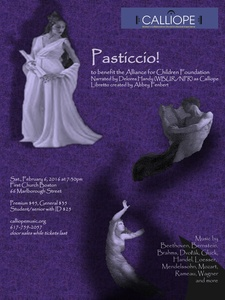 Pasticcio! A benefit for the Alliance for Children Foundation