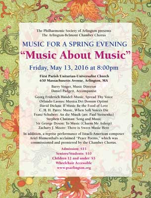 Music for a Spring Evening