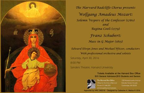 Mozart and Schubert Masterworks