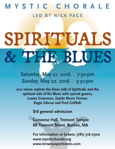 Spirituals and the Blues