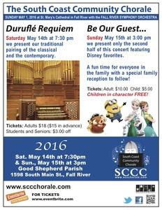 SCCC Spring Concert 2016