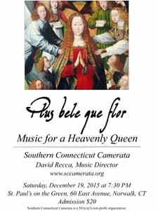 Christmas Concert: Music for a Heavenly Queen