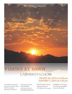 Visions at Dawn