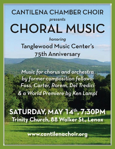 Tanglewood Music center's 75th anniversary concert: The choral music