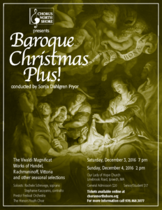 Baroque Christmas - Plus