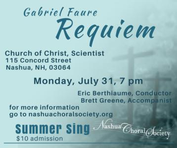 Faure Requiem
