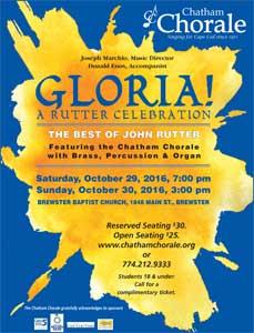 Gloria! A Rutter Celebration