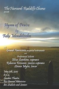 Mendelssohn's Hymn of Praise and Psalm 13