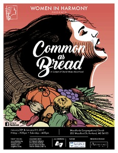 Common as Bread: a Choral Concert About Food