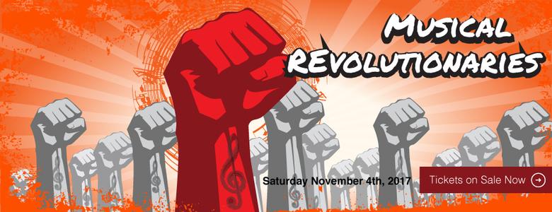 Musical Revolutionaries