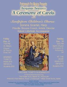 Benjamin Britten: Ceremony of Carols