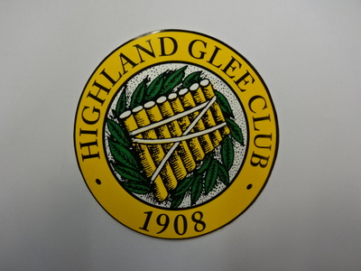 Highland Glee Club annual Winter Concert