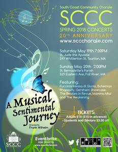 A Musical Sentimental Journey