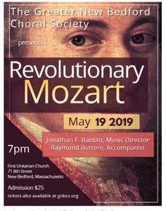 Revolutionary Mozart