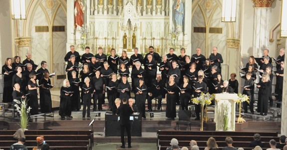 Manchester Choral Society Fall Open Sing