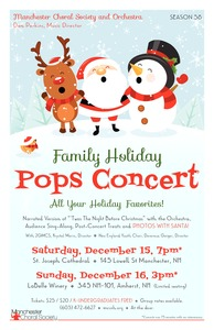 Family Holiday Pops Concert