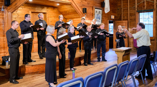 ChoralArt at Ogunquit Performing Arts