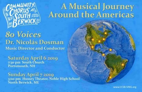 Musical Journey Around the Americas