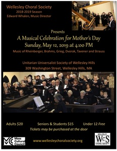 A Musical Celebration for Mother's Day