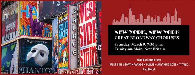 Great Broadway Choruses