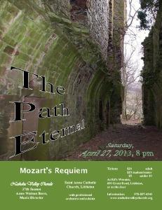 W.A. Mozart: Requiem.