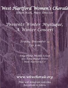 Winter Mystique, A Winter Concert
