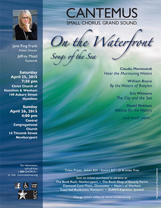 On the Waterfront: Songs of the Sea.