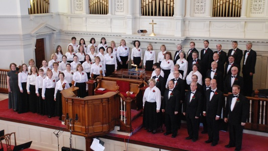 Connecticut Master Chorale Annual Holiday Prelude Concert