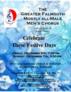 Celebrate These Festive Days Holiday Concert