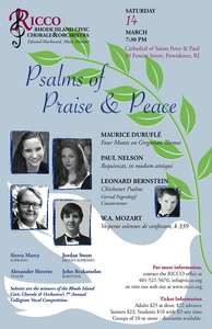 Psalms of Praise and Peace