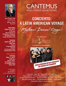 Concierto: A Latin American Voyage