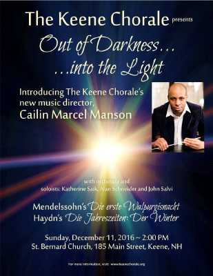 Out of Darkness… into the Light