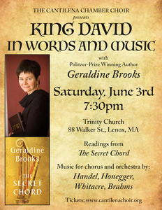 Geraldine Brooks, The Life of King David in words and song