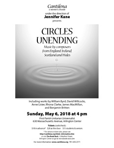 Circles Unending: Music from England, Ireland, Scotland, and Wales