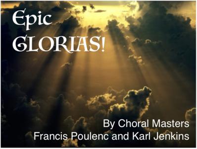 Epic Glorias